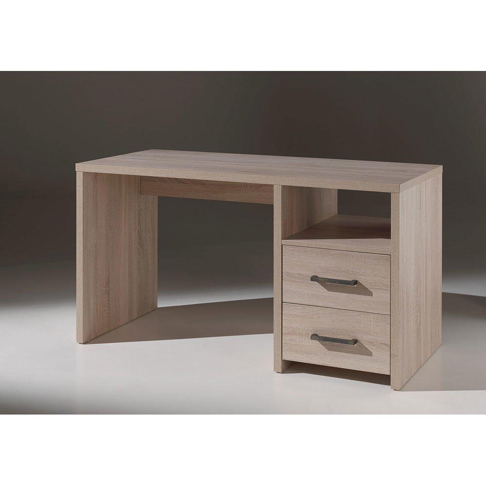 Schreibtisch lenie006 in sonoma eiche hell 344 90 for Schreibtisch in eiche