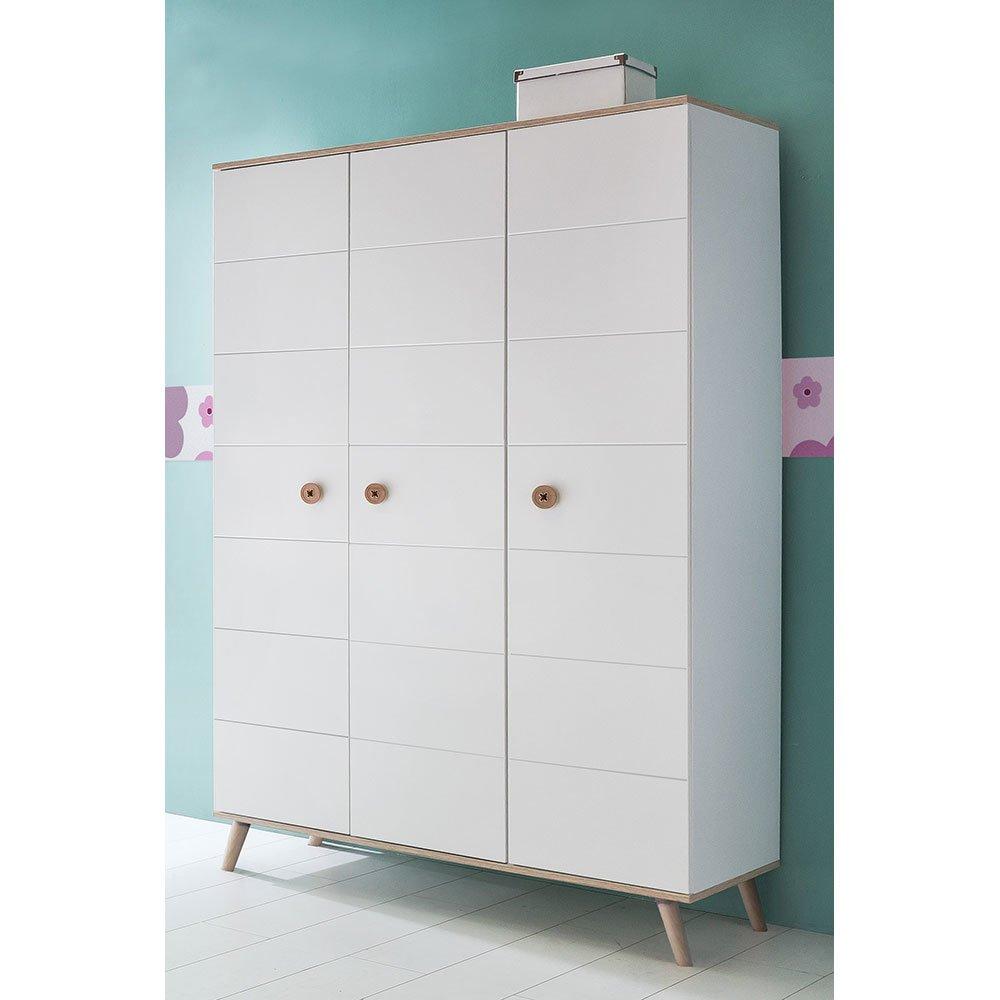 kleiderschrank fillund005 in alpinwei absetzung eiche s gerau 399 00. Black Bedroom Furniture Sets. Home Design Ideas